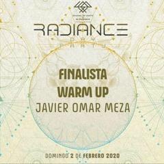RADIANCE- Convocatoria Warm Up Deep House/Organic  House