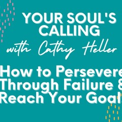 How to Persevere Through Failure & Reach Your Goals - Your Soul's Calling After Party Series