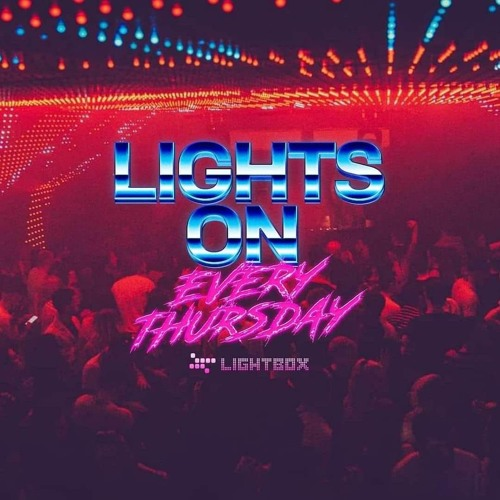 Marlon Sadler @ Lights On - Lightbox, London