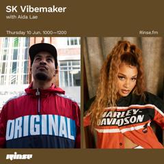 SK Vibemaker with Aida Lae - 10 June 2021