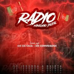 6 MINUTINHO DE AQUECIMENTO DA RADIO MANILHÃO [ DJ GL DA RAIZ ] 2K50