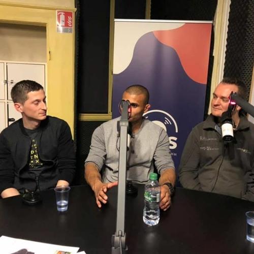 Planète Racing, épisode 357 avec Thomas HURREAU, Anasthase MASSAMBA  et Erwan PONDAVEN