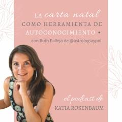 La carta natal como herramienta de autoconocimiento con Ruth Palleja de @astrologiaypnl