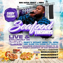 Seafood Tuesdays - Bun Out All Mama Man