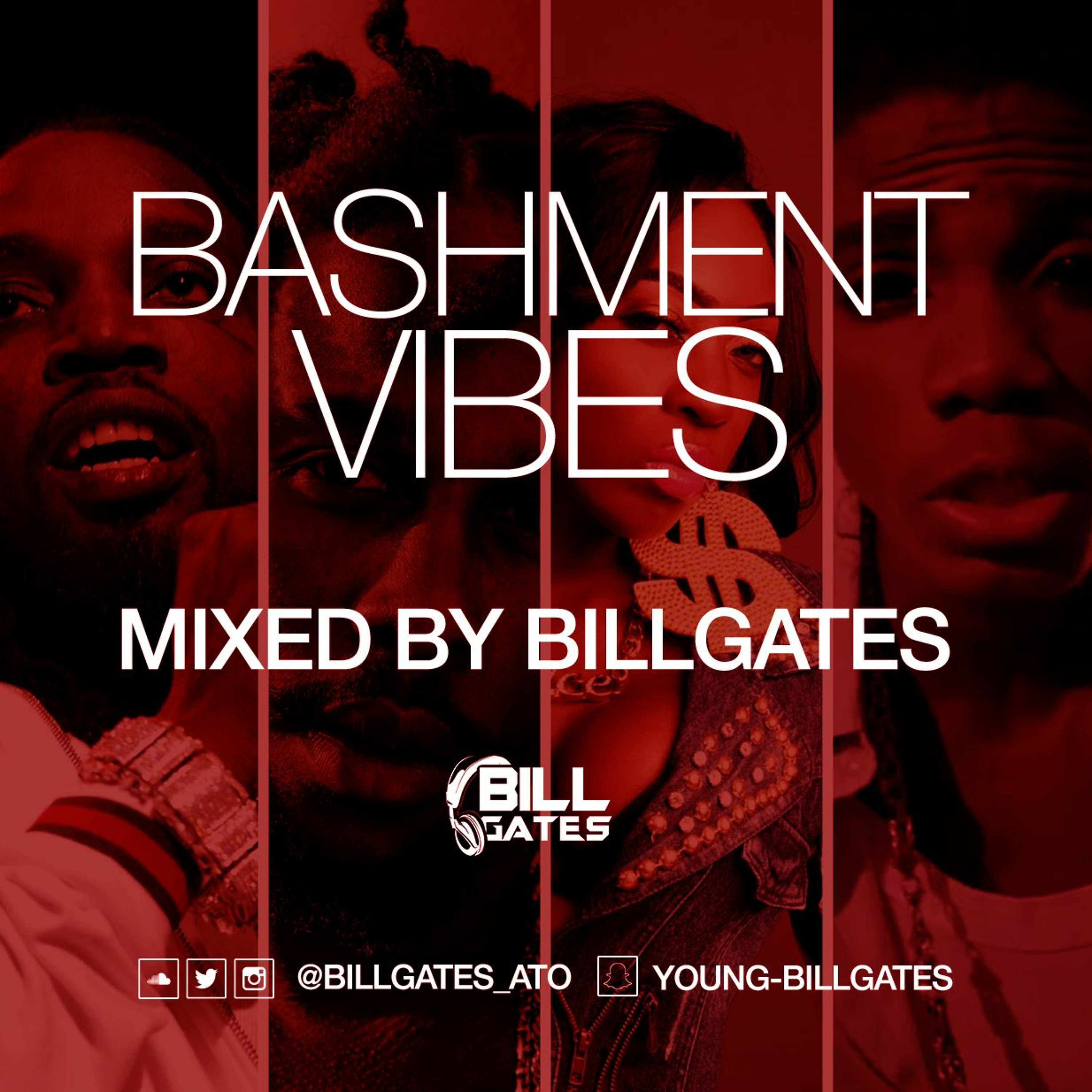 Bashment VIbes Volume 4 Mixed By Spaceship Billy