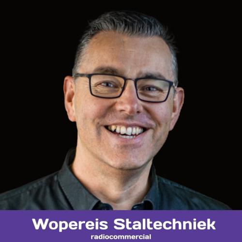 Wopereis staltechniek radiocommercial