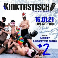 Insomnia Berlin - Kinktastisch *Livestream 16.01.21 Mandy van Dorten Teil2