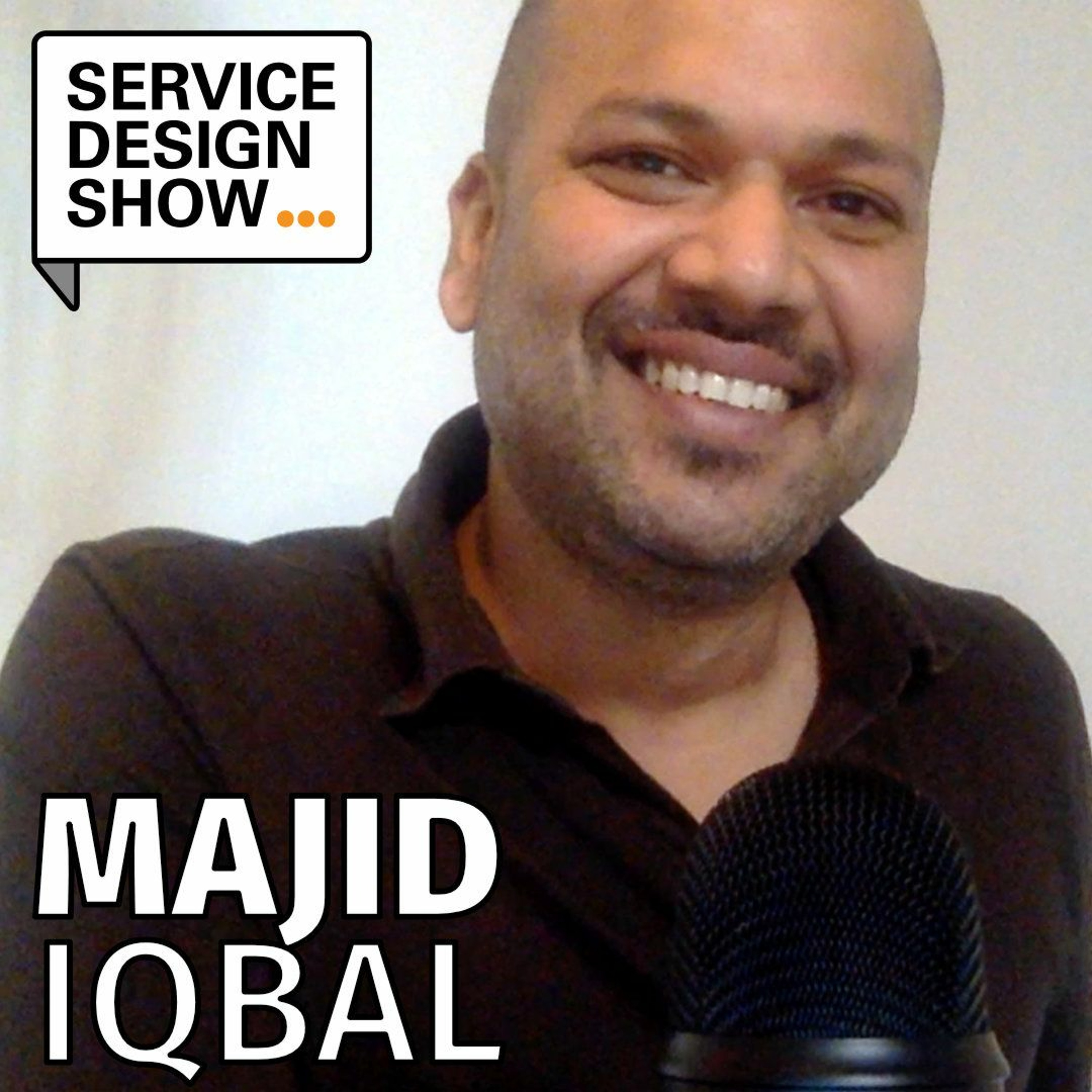 What is a service at it's core? / Majid Iqbal / Episode #97
