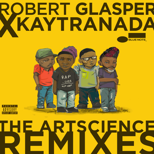 Name Drop Interlude (Robert Glasper x KAYTRANADA)