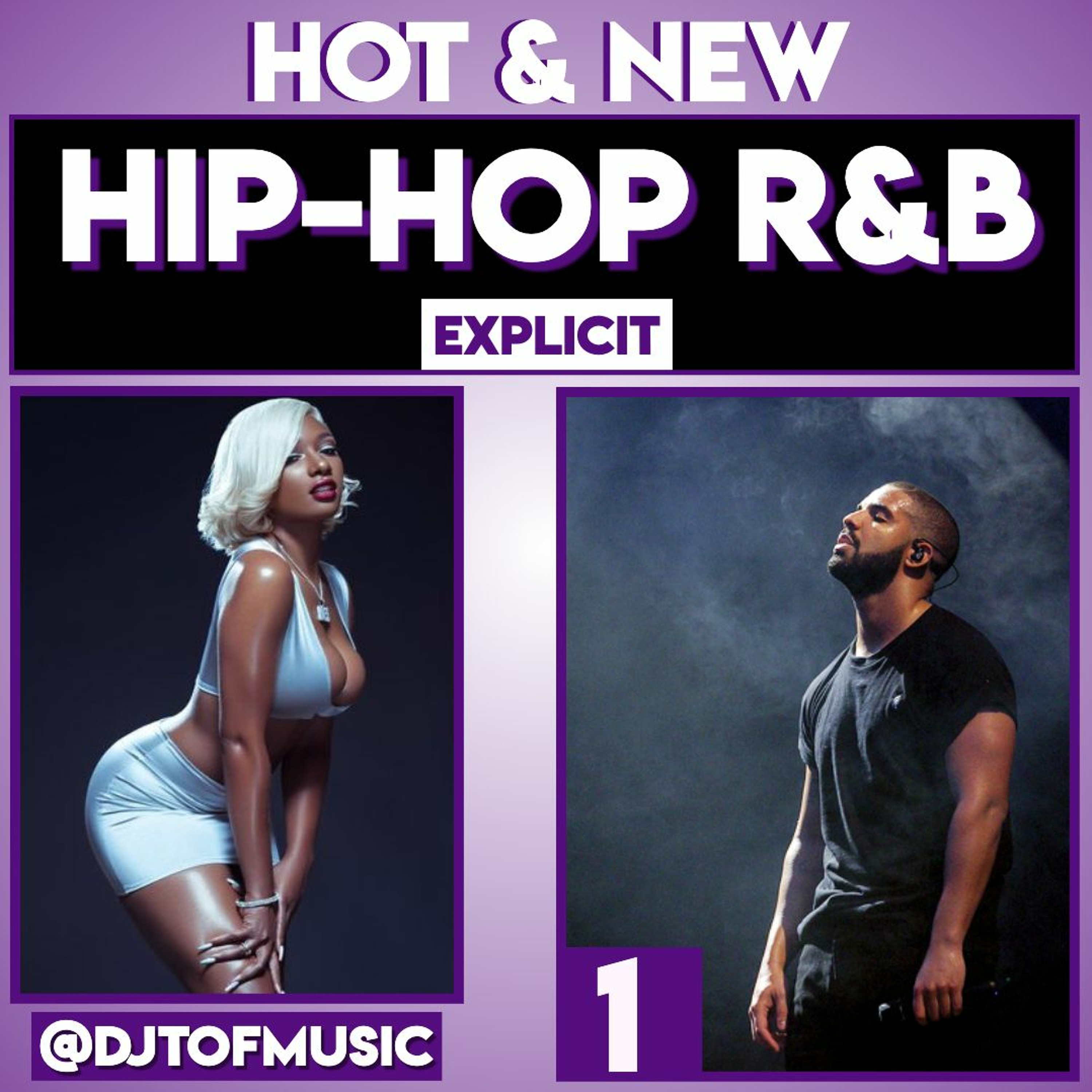 HOT & NEW : HIP HOP R&B 1 [EXPLICIT/DIRTY]