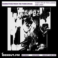 Narratives from the Third Space w/ Teya Logos and Lvers