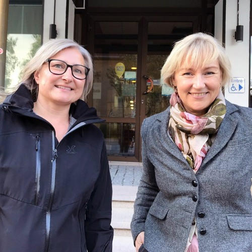 Nya Perspektiv del 7 Helene Hellmark Knutsson möter Camilla Sandström