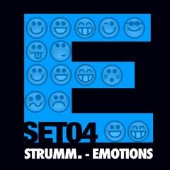 Strumm. - Emotions (Strasse E Techno Rec. 04)(Snippet)