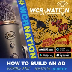 How to build an ad | WCR Nation EP 197 | A window cleaning podcast
