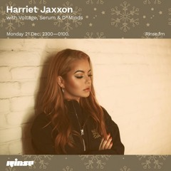 Harriet Jaxxon with Voltage, Serum and D*Minds - 21 December 2020