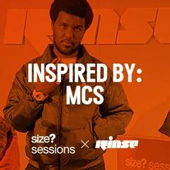 size? sessions Podcast - Inspired by: MCs feat. Novelist, Sharky Major, SBK & Jyoty