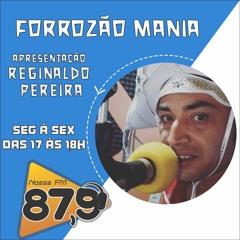 PROGRAMA FORROZÃO MANIA - 87,9 NOSSA FM - QUINTA - 21/10/2021
