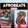 Download HOT AND NEW AFROBEATS 2 - AUGUST 2020 Mp3