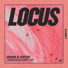 PREMIERE: Oden & Fatzo - Compton's Visions [LOCUS]