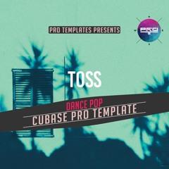 Toss Cubase Pro Template