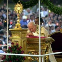 October 22 - St John Paul II (2021)