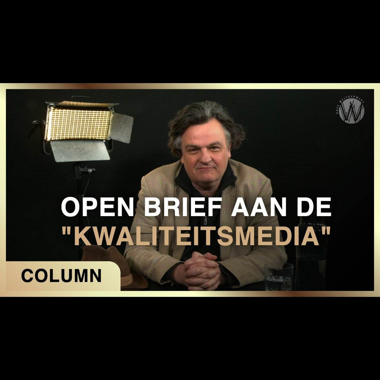 De media in coronatijd: eenzijdig, laf en manipulatief - Ab Gietelink #57