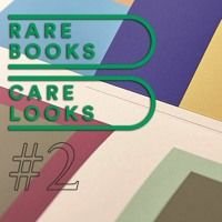 "RARE BOOKS CARE LOOKS Folge 2: Josef Albers ""Interaction of color"""