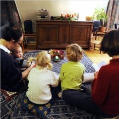 Prière en famille 2021-10-15 Damien et Weena
