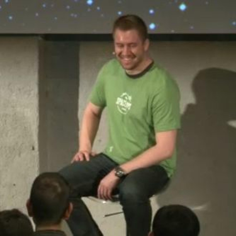SkyWatch's James Slifierz in conversation
