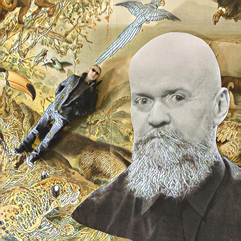 Alexander Bard Vs. Peter Wolodarski och Världshistorien