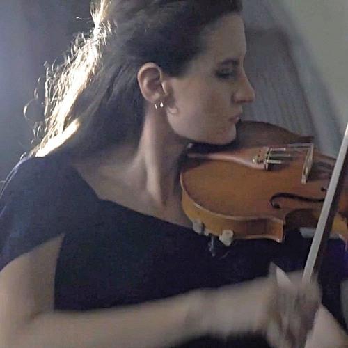 W. A. Mozart: Magic Flute - Aria - Queen of the Night [violin solo]