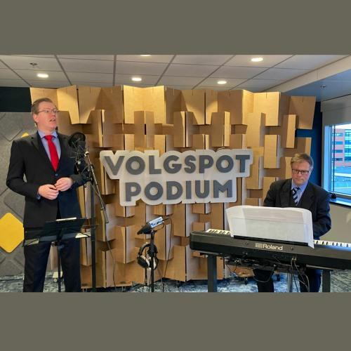 Peter Siers komt tot leven bij Volgspot op NPO Radio 5