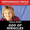God Of Miracles (Performance Track In Key Of E With Background Vocals)