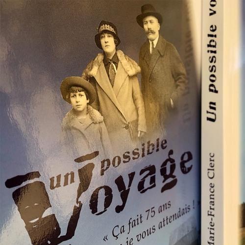 « Cinquième visite à Véra », extrait du roman « Un possible Voyage » lu par l'auteure