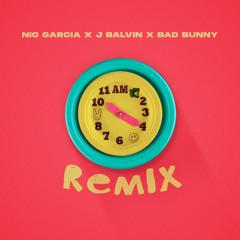 Nio Garcia, J Balvin, Bad Bunny - AM Remix