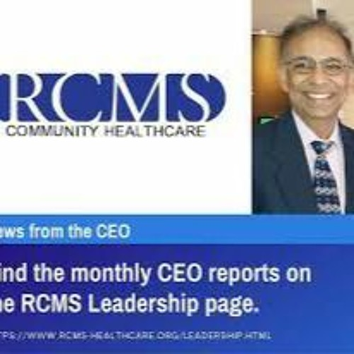 Ara Chakrabarti RCMS CEO Gives Covid Vaccine & Medical Center Updates 7.13.21