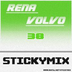 Stickymix 38 - Rena Volvo
