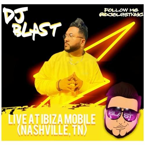 DJ Blast Live At Ibiza Mobile 9.11.21 - DJ Blast