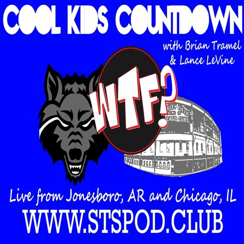 Cool Kids Countdown Ep 104: The WTF News Desk May, 2021,  Episode 452