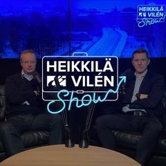 Yrityskaupat: Uhka vai mahdollisuus? Heikkilä&Vilén Show Osa 63