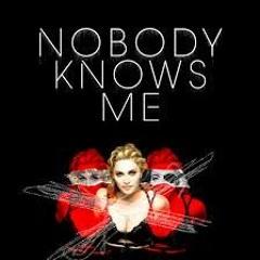 Madonna - Nobody Knows Me  (Jamie Mango Twin)