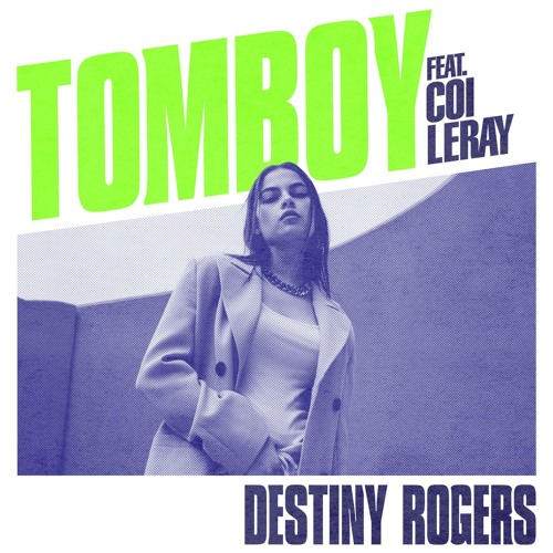 Tomboy (feat. Coi Leray)