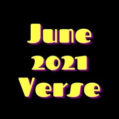 June 2021 Verse
