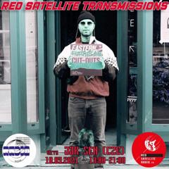 Red Satellite Transmissions #2 w/ Jak Sen