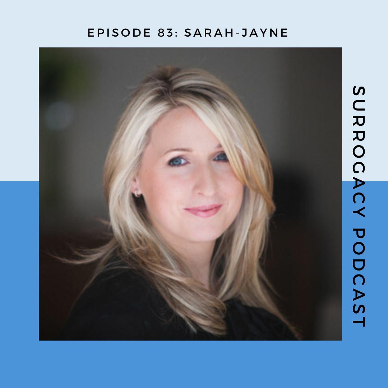 Sarah - Jayne