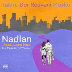 Nadlan Feat. Loco-Hot [MTD009]
