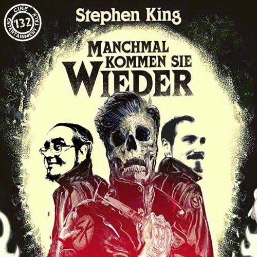 Folge 132 - Stephen King - Manchmal kommen sie wieder - Trilogie