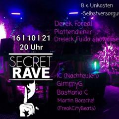 Bastiano C. @ Secret Steinbruch Rave 16.10.2021