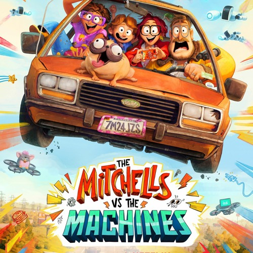 Mr. Hollywood's Review of THE MITCHELLS VS. THE MACHINES and TOM CLANCY'S WITHOUT REMORSE