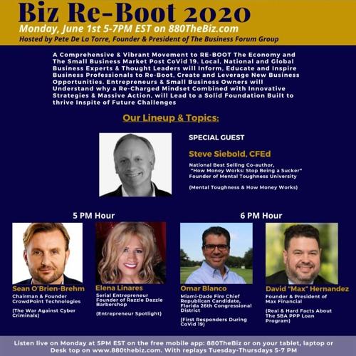 FORUM BIZ TALK 6 - 1-2020